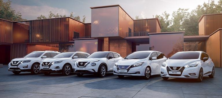 Clients flotte Nissan