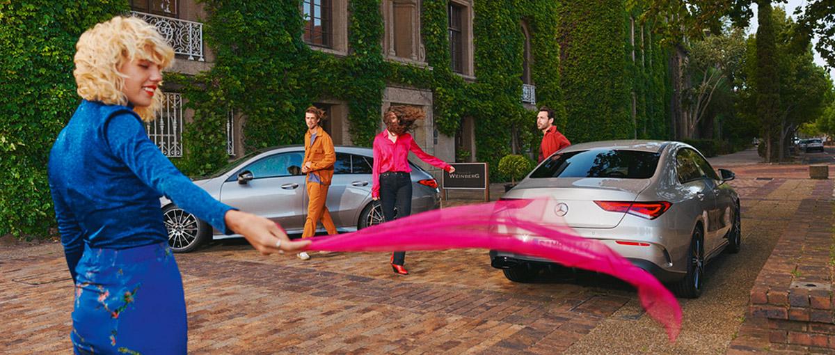 Offre exclusive Mercedes-Benz véhicule de stock