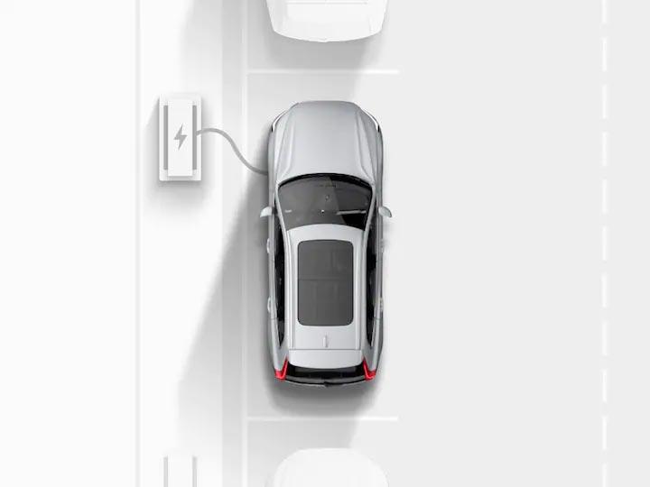 Recharger votre Volvo