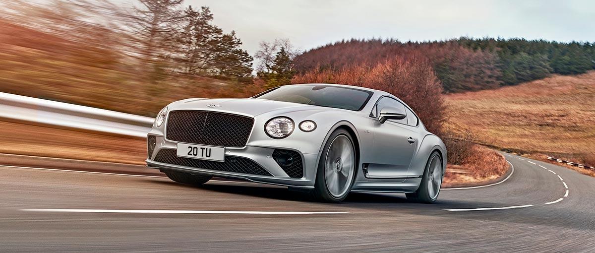Bentley Continental GT Speed MY22